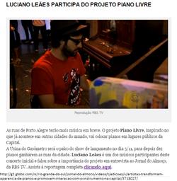 GLOBO.COM piano livre