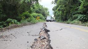 Estradas ruins afetam industrias no Norte