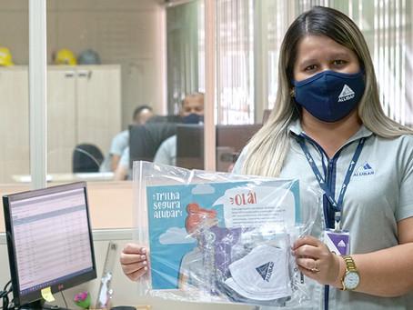 Campanha reforça necessidade de prevenção à covid-19