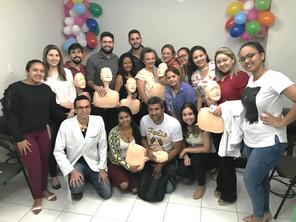 Curso Salve Uma Vida capacita equipe técnica do Hospital Guadalupe
