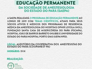 Programa de Educação Permanente da SAEPA