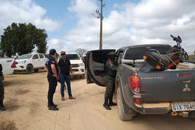 Força Estadual de Combate ao Desmatamento fecha serraria ilegal em Santarém
