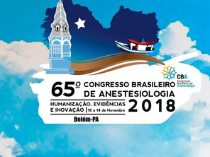 Belém se prepara para receber o 65° Congresso Brasileiro de Anestesiologia