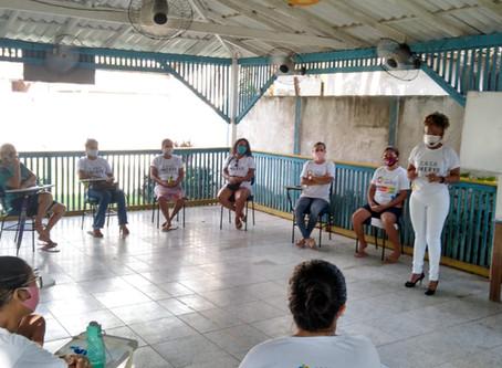 Projeto em Barcarena fortalece laços familiares