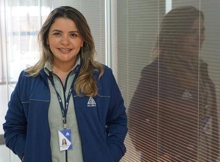 Alubar tem sua primeira diretora mulher