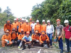 Equipe da Unifloresta participa de curso de capacitação