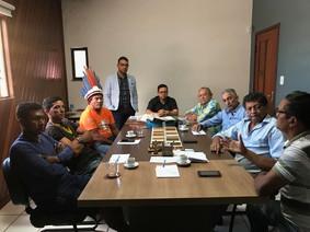 Unifloresta recebe índios Tembé e reforça apoio as comunidades