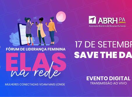 2° Fórum de Liderança Feminina da ABRH-PA será realizado em setembro