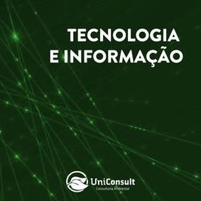 Uniconsult investe em novas tecnologias visando melhores resultados com economia e eficiência