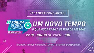 ABRH Brasil promove a primeira edição do Fórum Global Learning