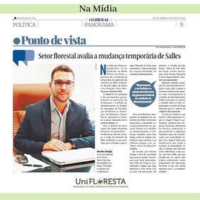 Setor Florestal apoia transferência temporária de gabinete do ministro do Meio Ambiente ao Pará