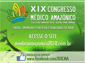 Belém recebe o XIX Congresso Médico-Amazônico, em junho