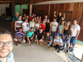 Unifloresta participa de reunião com representantes do Grupo Gestão Florestal