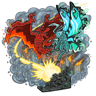 Clash of the Titans: Angels & Demons