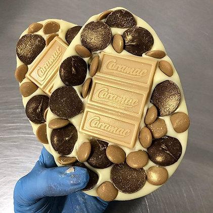 White Chocolate Caramac Flegg