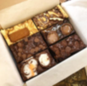 BROWNIE BOXES LIVE TOMORROW AT 6PM 🥳🥳