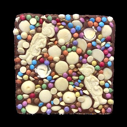 Milky Bar Smarties Overload Slab