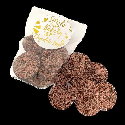 55% Dark Chocolate Love Drops