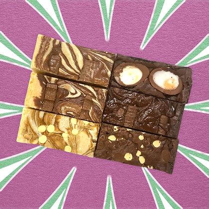 Brownie & Blondie Selection Box