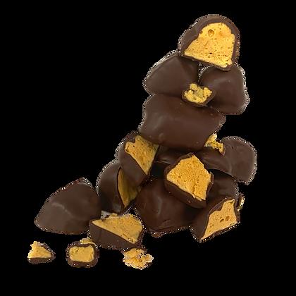 Dark Dunked Honeycomb