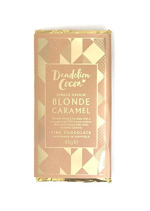 Blonde Caramel Bar