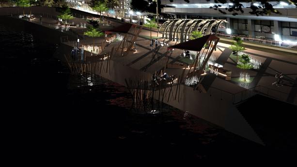 Project Qlarke Quay