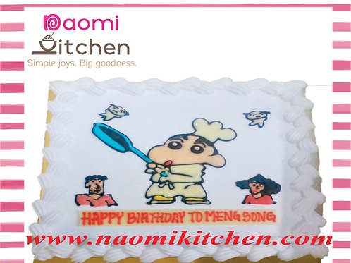 ShinChan Cooking