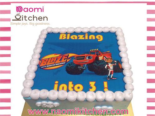 Blaze - 1