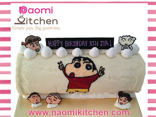 shin chuan roll