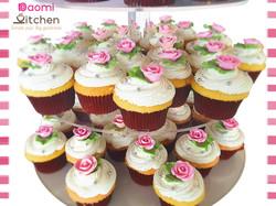 Wedding cupcake Tower 2