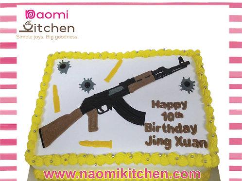 Neft Gun - 2