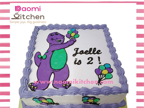 Barney - 4