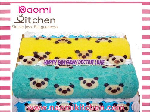 panda twin roll
