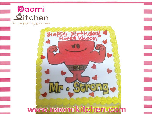 Mr Strong - 1