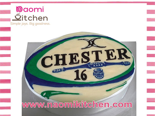 Rugby Ball - 1