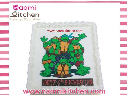 Ninja Turtle - 4