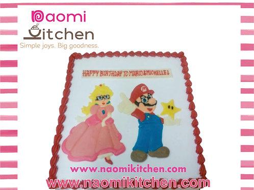 Super Mario - 1