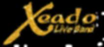 Xeado Logo Gold 2 met zwarte rand.png