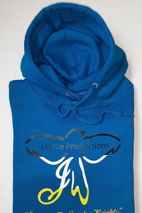 J-Dove Blue BYW Hoodie
