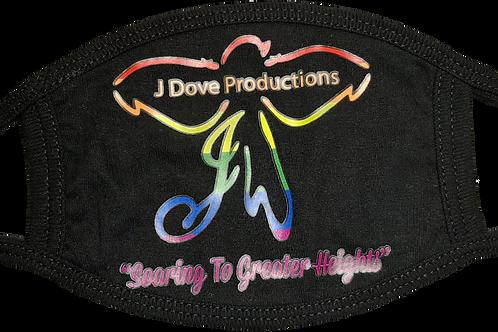 J-Dove Rainbow Facemask