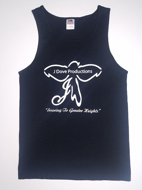 Male J-Dove Productions Tank Tops