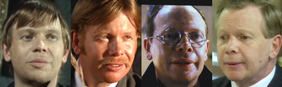 Ronald Lacey 1991