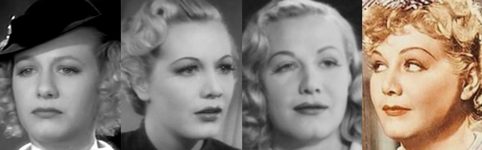 Gloria Dickson 1945