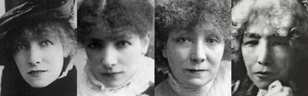 Sarah Bernhardt 1923