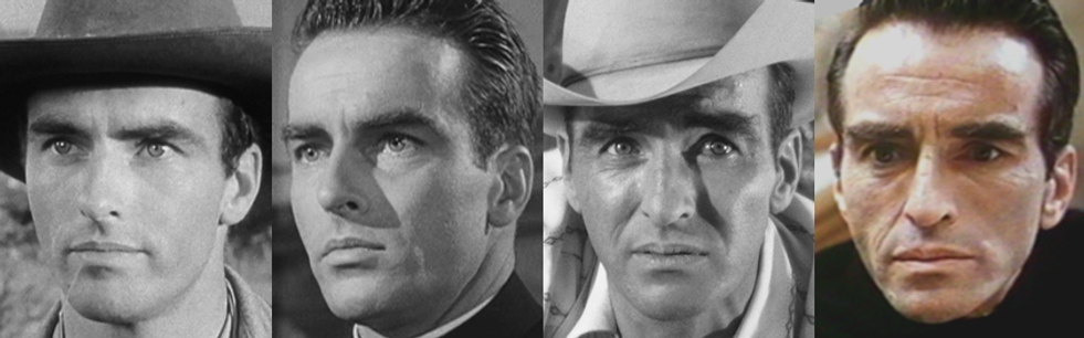 Montgomery Clift 1966