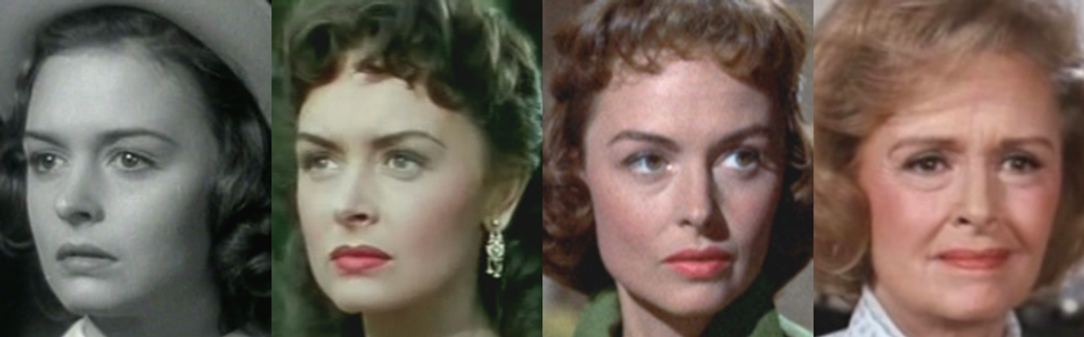 Donna Reed 1986