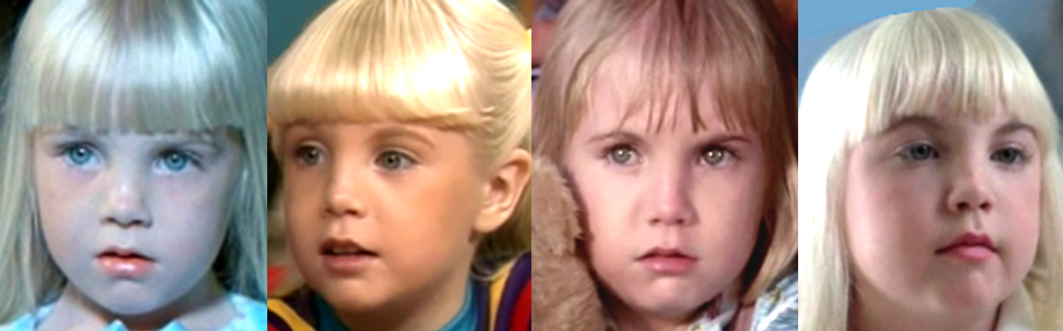 Heather O'Rourke 1988