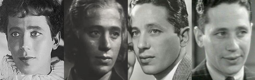 Ross Alexander 1937