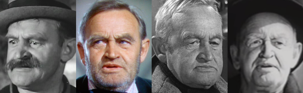 Barry Fitzgerald 1961