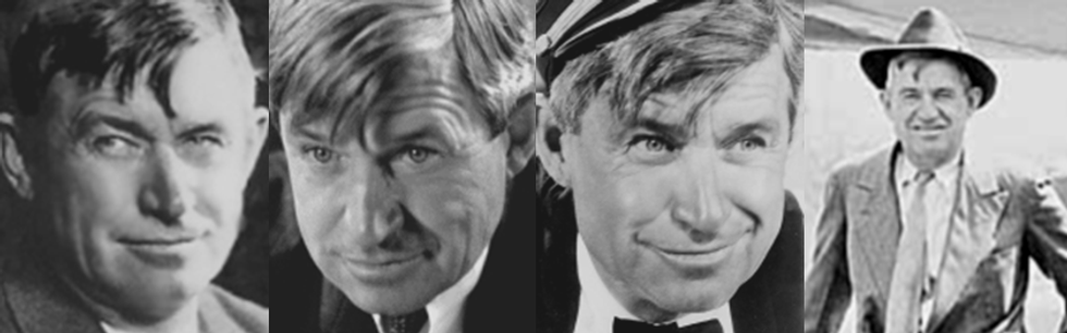 Will Rogers 1935